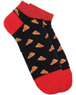 low ankle pizza sock