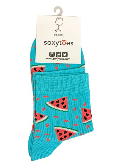 watermelon socks packs